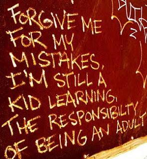 Forgiveness adult